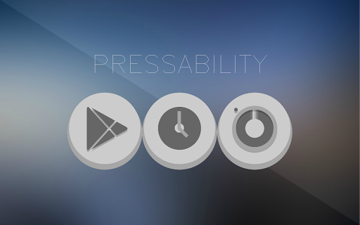 Pressability Icon Pack