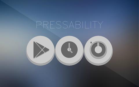 Pressability Icon Pack v1.0.5