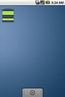 BinaryNumber Battery Widget- screenshot thumbnail