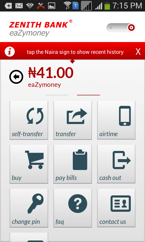 zenith bank mobile app android apps on google play. Black Bedroom Furniture Sets. Home Design Ideas