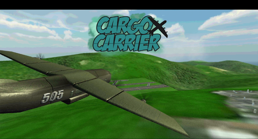 Flight Simulator Cargo Carrier