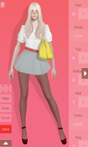【免費娛樂App】Hello Avatar - Dress Up-APP點子