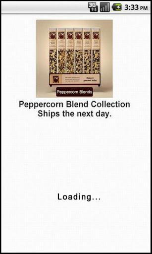 Gourmet Peppercorns