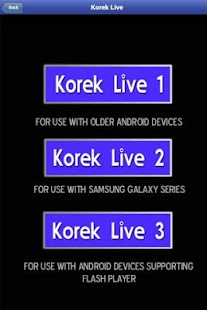 Korek TV- screenshot thumbnail