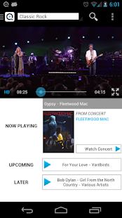 Qello Concerts - screenshot thumbnail