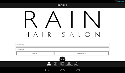Rain Hair Salon - screenshot thumbnail