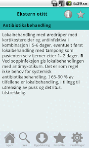 Antibiotika i primærmedisin screenshot 2