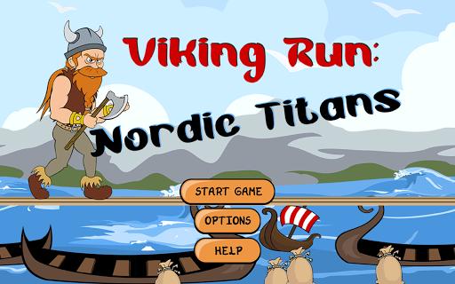 Viking Run: Nordic Titans