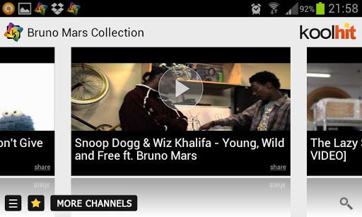 Bruno Mars TV
