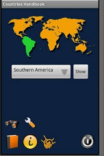 Countries Handbook- screenshot thumbnail