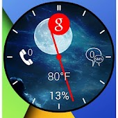 Wear Analog Clock Zooper