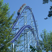 Top 10 Tallest Roller Coasters