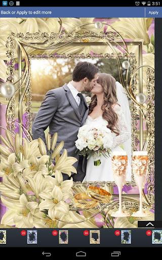 Wedding Photo Frame Pro Free