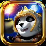 Panda Bomber in Dark Lands [Мод: много денег]