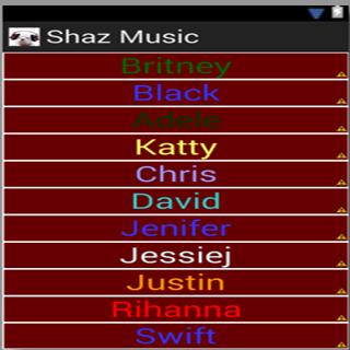 ShazMusic