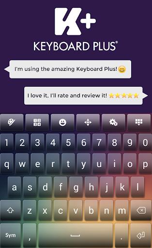 Keyboard Plus Colorful