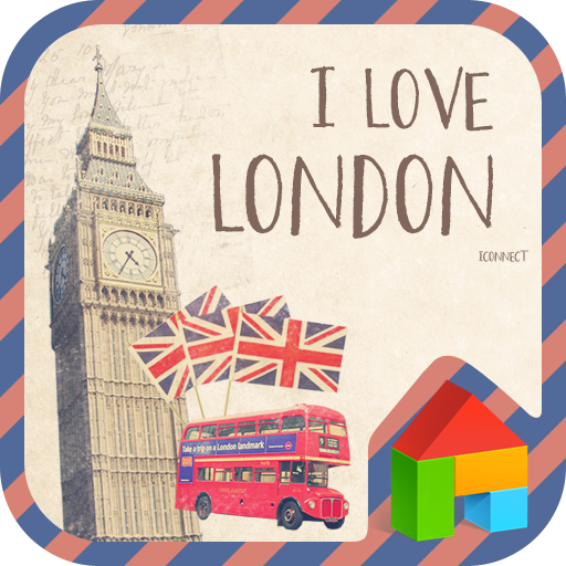London dodol launcher theme