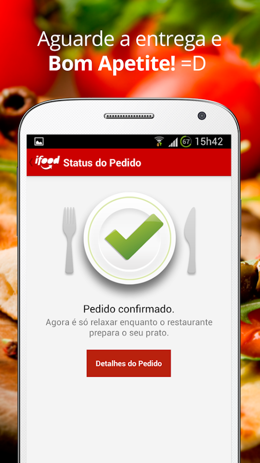 iFood - Delivery de Comida - screenshot