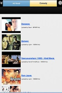 Hindi Movies - screenshot thumbnail