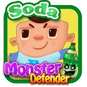 Soda Monster Defender