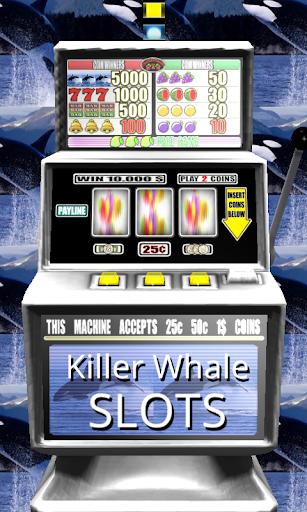 3D Killer Whale Slots - Free