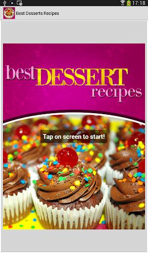 Best Desserts Recipes