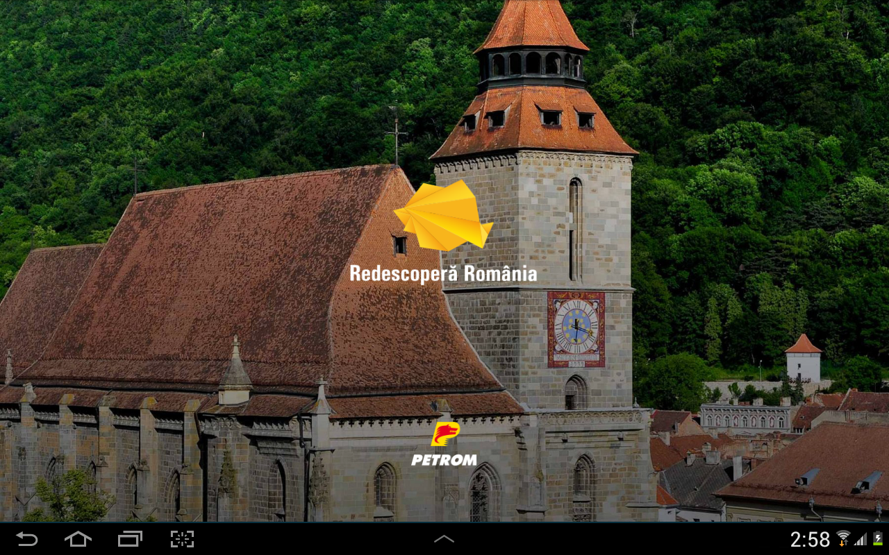Redescopera Romania- screenshot