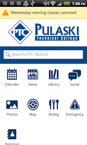 Pulaski Tech Mobile