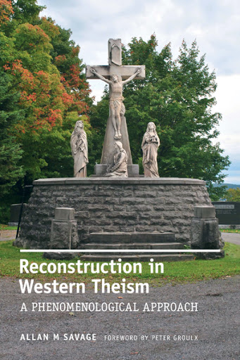 Reconstruction in Western Theism cover