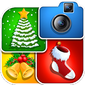 Christmas Photo Collage Maker