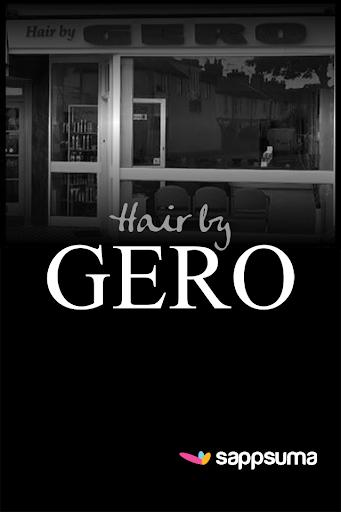 Hair by Gero