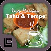 Resep Masakan Tahu & Tempe