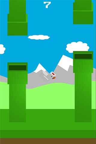 Crossy Flappy Roady Birdy