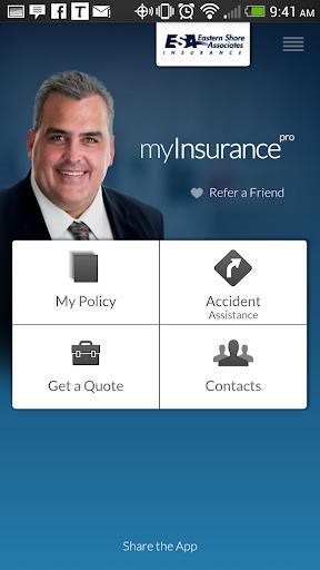 myInsurance - ESA