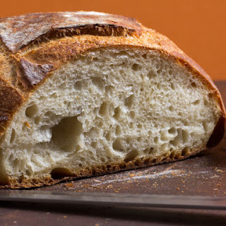 Simple Crusty White Bread