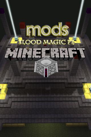 Blood Magic PE for MCPE