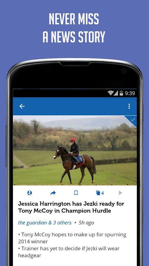 Horse Racing News - SF - screenshot