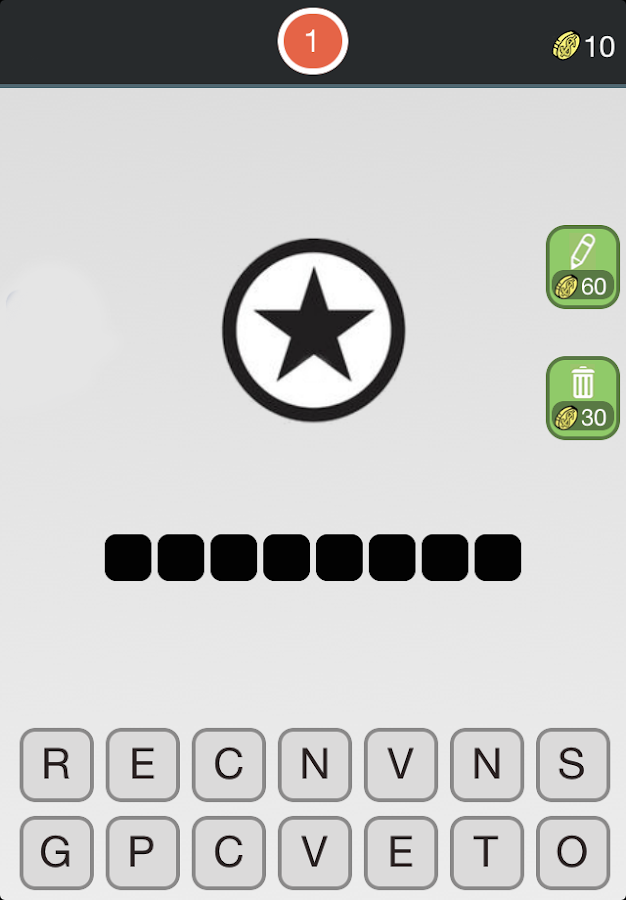 Logos Quiz - Fashion Free fun - screenshot