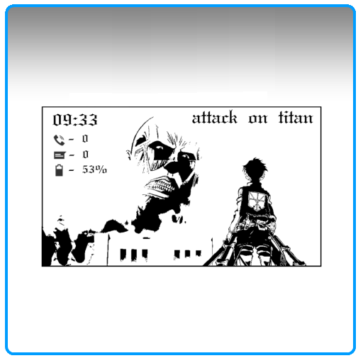 Attack on Titan - UCCW SKIN 個人化 App LOGO-硬是要APP