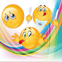 Emoji Fun Touch Live wallpaper icon