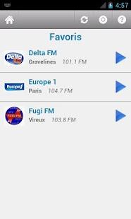 France Radio - screenshot thumbnail