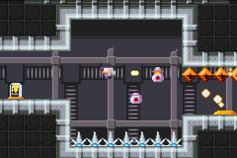 Meganoid FREE screenshot #10