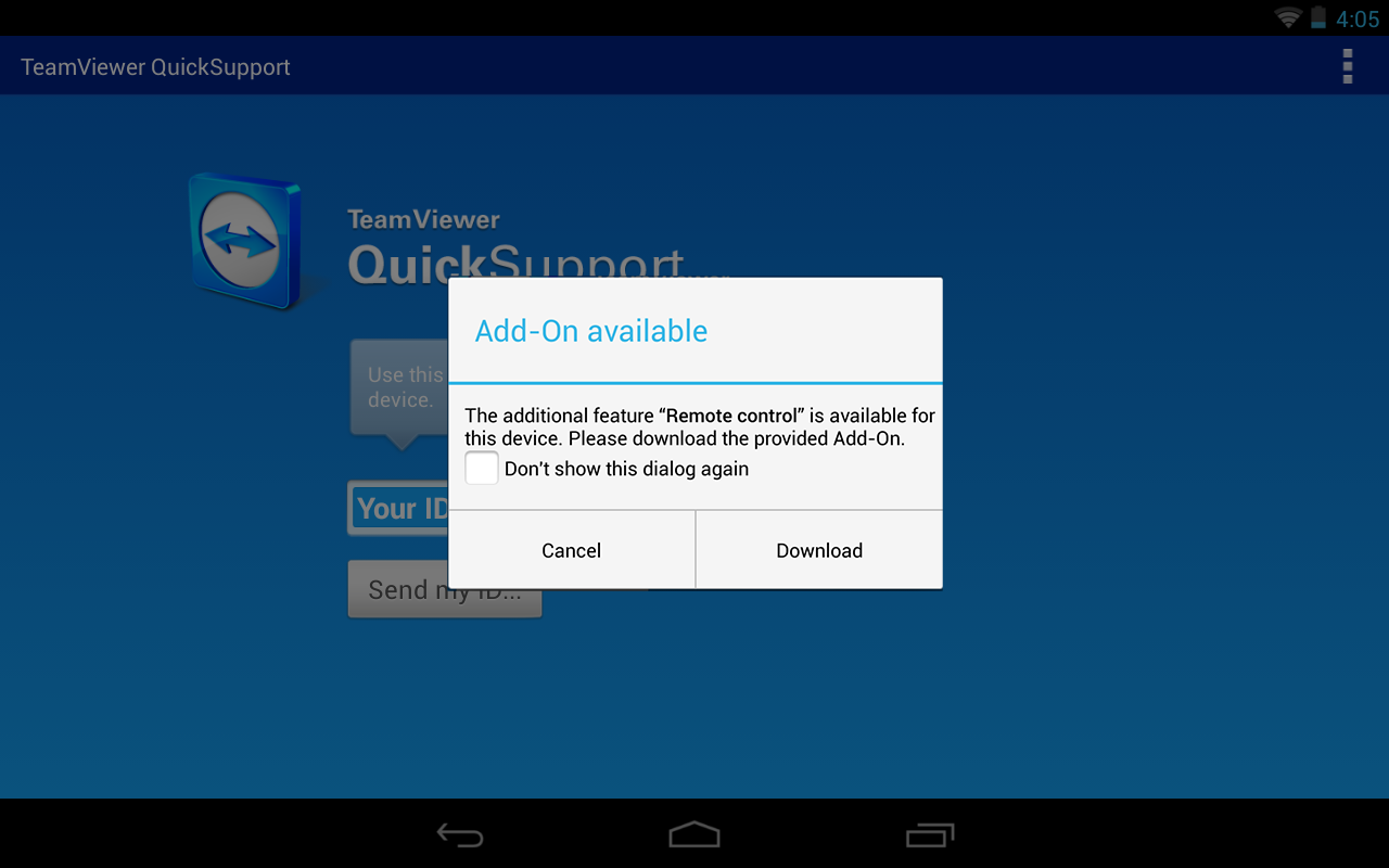 QS Add-On: Gigaset QV830 - Android Apps on Google Play
