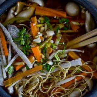 Noodles Soup.