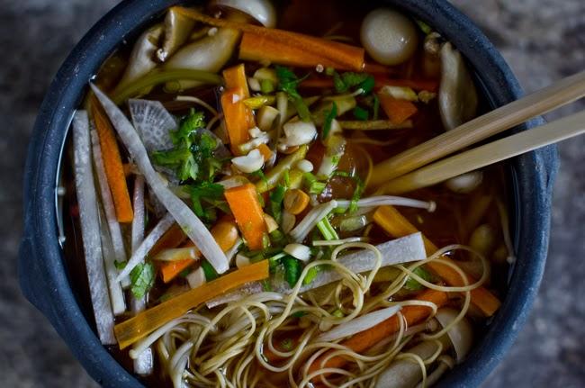 Noodles Soup Recipe