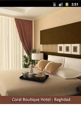Screenshots for Coral Hotels