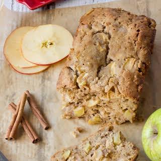 Brown Butter Apple Loaf.