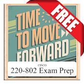220-802 CompTIA A+ Exam Free