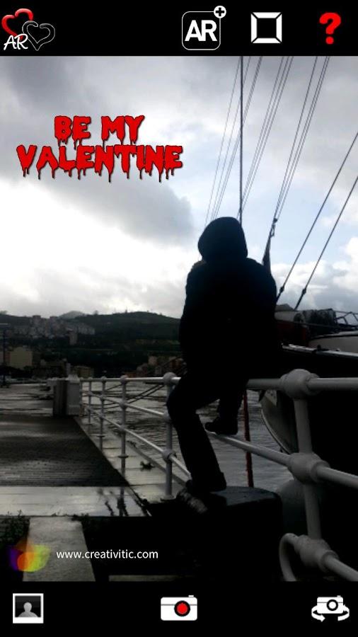 Valentine cARds - screenshot