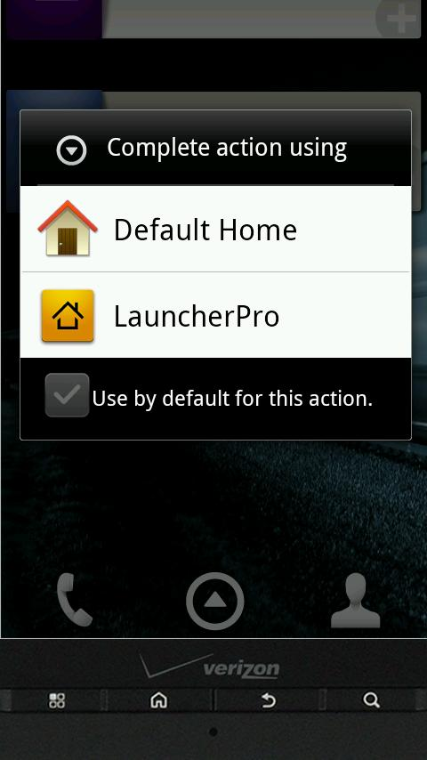 Moto Home Fix- screenshot